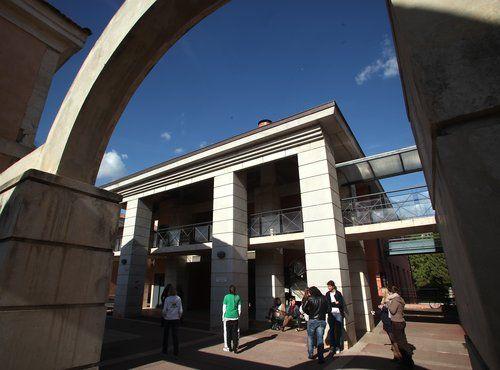 Universite de Toulon et du Var in Toulon, in the south of France