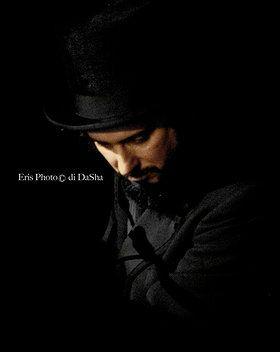 Ritratto di Artista Cantante  Vinicio Caposela  Servizi Fotografici www.erisphto.com