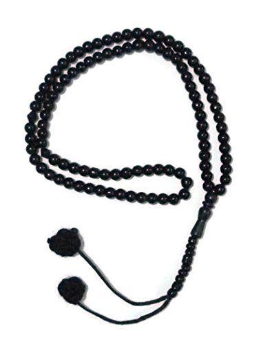 Muslim Prayer Tasbih Beads Ceramic Misbaha Handmade Islamic Tasbih 99 Beads  Small Size -- BEST VALUE BUY on Amazon