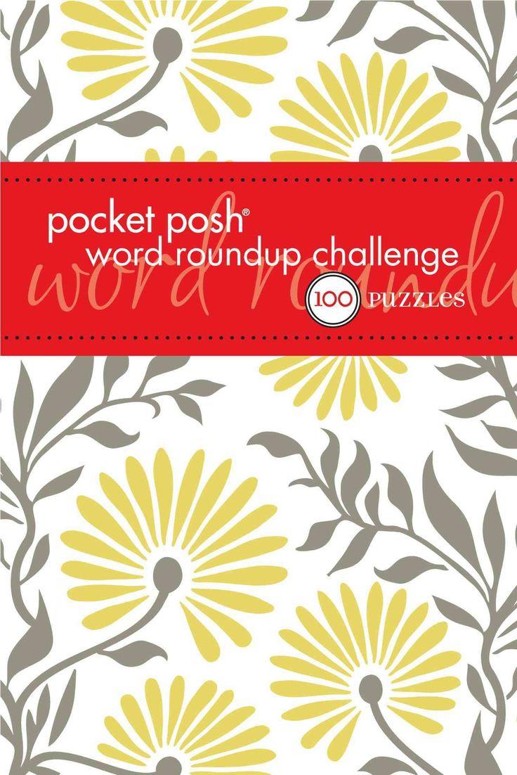 Posh Word Roundup Challenge: 100 Puzzles