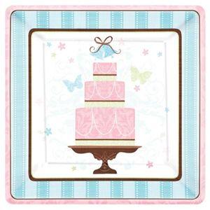Torta Nuziale Piatti e piattini per #Matrimonio Perfetti per l'Aperitivo di benvenuto o per il Buffet #Wedding