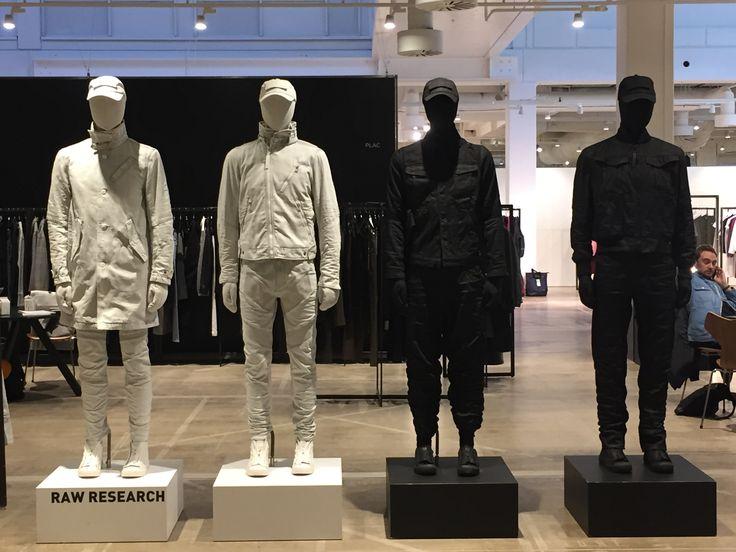 Raw Research Seen @CIFF #copenhagen #fashionweek