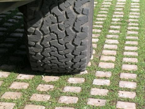 Permeable Pavers Drivable Grass 174 Image Gallery Parking