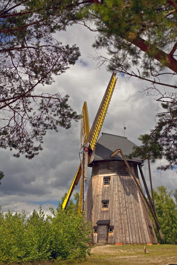 3. Kaszubski Park Etnograficzny, Wdzydze Kiszewskie
