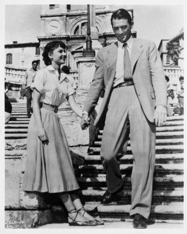 Vacanze Romane, 1953