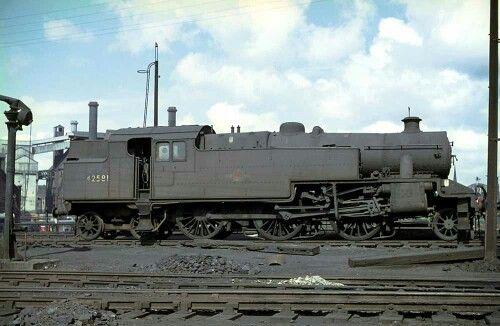 BR (LMS) 'Stanier & Fairburn' class 4  2-6-4 T