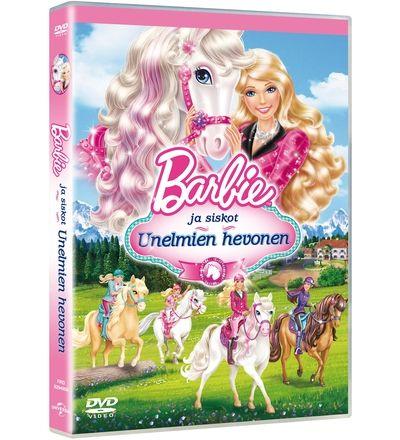Barbie ja siskot - Unelminen hevonen DVD   Karkkainen.com verkkokauppa