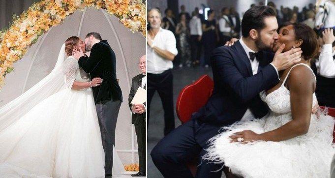 Marital Diaries: Congratulations: Serena Williams Romantically Lock...