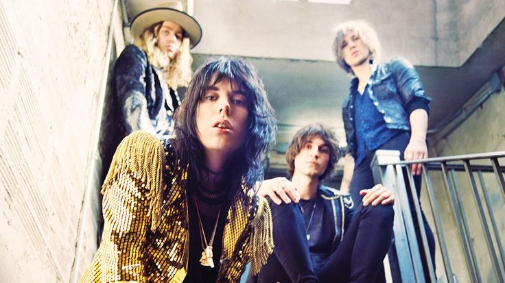 The Struts: Meet England's Newest Glam-Rock Heroes #headphones #music #headphones