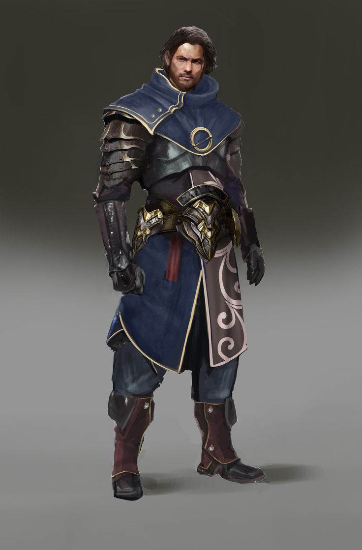 Fantasy Character Design Tips : Concept art characters warriors knights paladins a