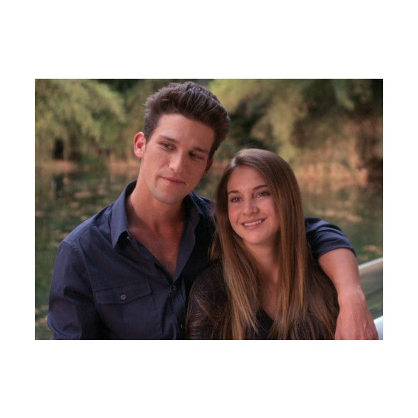 ABC Family - The Secret Life of the American Teenager - Photo Gallery... ❤ liked on Polyvore featuring shailene woodley