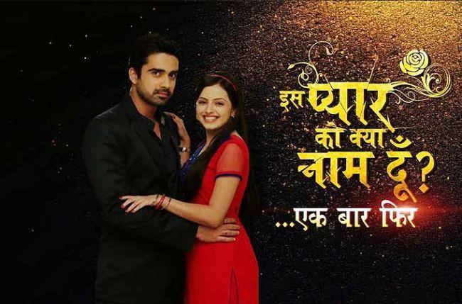 Star Plus` Iss Pyaar Ko Kya Naam Doon...Ek Baar Phir makes a mark