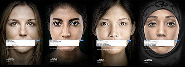 「ジェンダー平等と女性のエンパワーメントのための国連機関」——通称「UN WOMEN」が展開したキャンペーン「オートコンプリートの真実」。  Webブラウザ上などで、過去に入力した文字列をもとに、最初の文字を入力すると自動的に候補を表示する機能「オートコンプリート」を題材にした同...