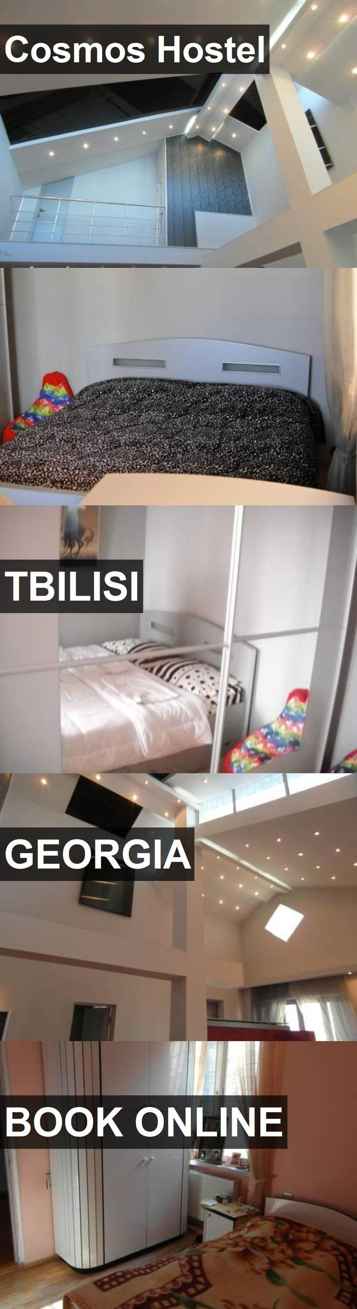 Cosmos Hostel in Tbilisi, Georgia. For more information, photos, reviews and best prices please follow the link. #Georgia #Tbilisi #travel #vacation #hostel