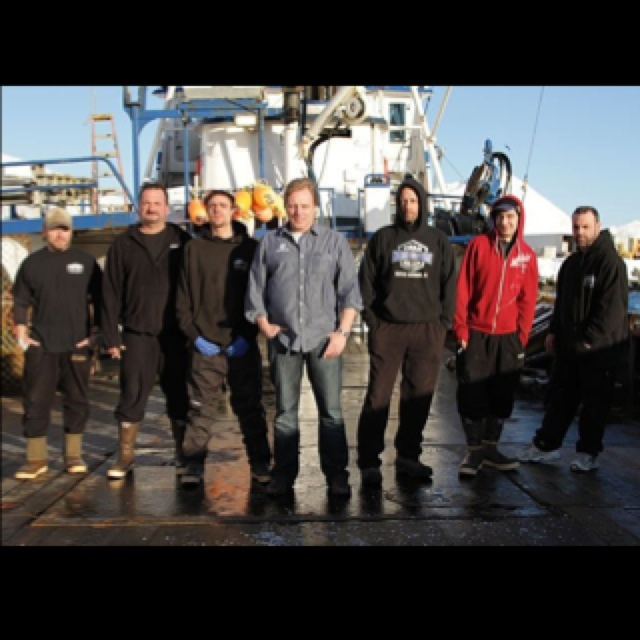 meet the deadliest catch crew