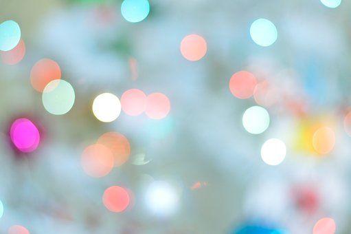 Bokeh, Brightness, Light, Blaze