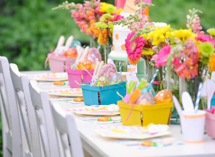 Project Nursery - Kids' Easter Party Decor