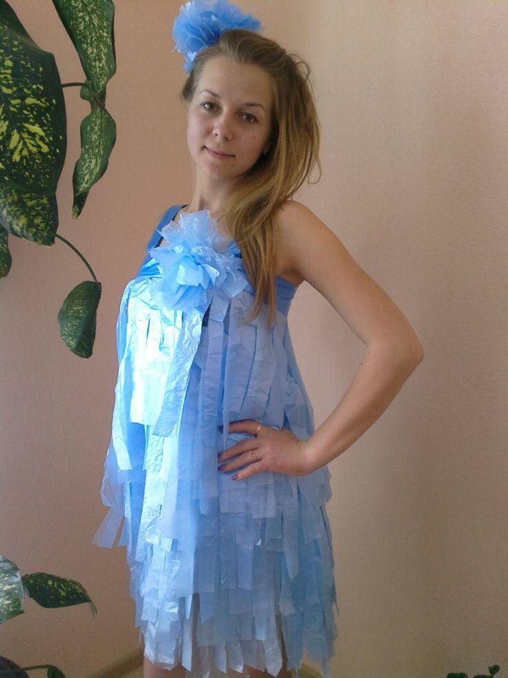 костюм из мусорных пакетов для девочек: 14 тыс изображений найдено в Яндекс.Картинках