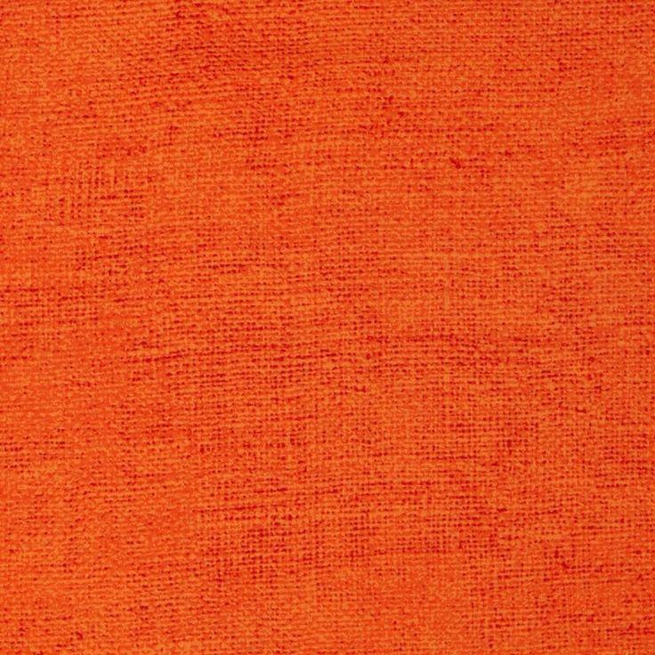 Moda Rustic Weave Tangerine