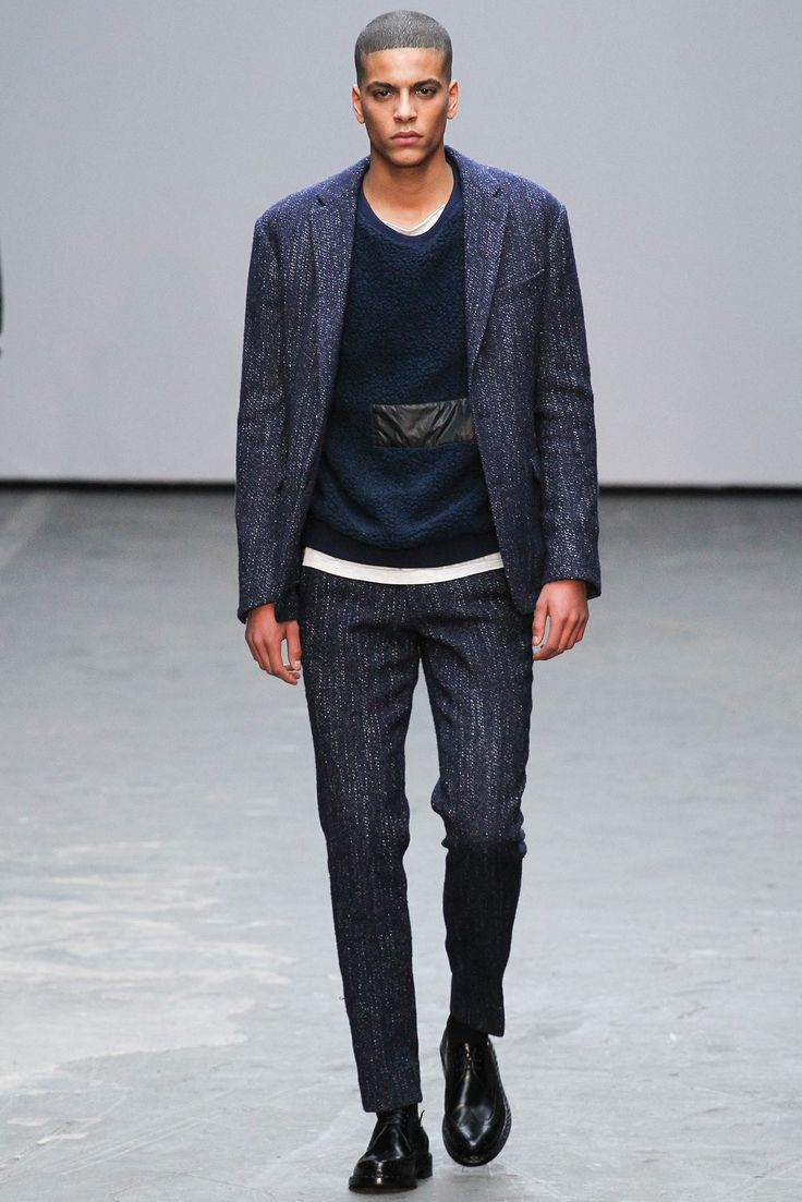 Fall 2015 Menswear  Casely-Hayford http://www.style.com/slideshows/fashion-shows/fall-2015-menswear/casely-hayford/collection/20