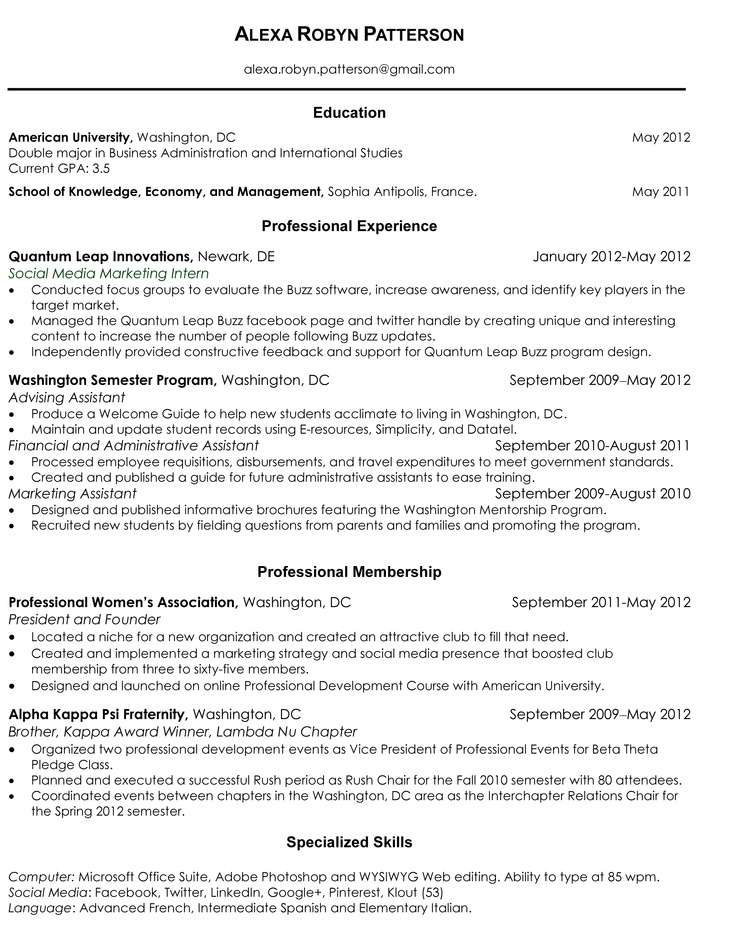 16 best living resume images on pinterest curriculum resume and check
