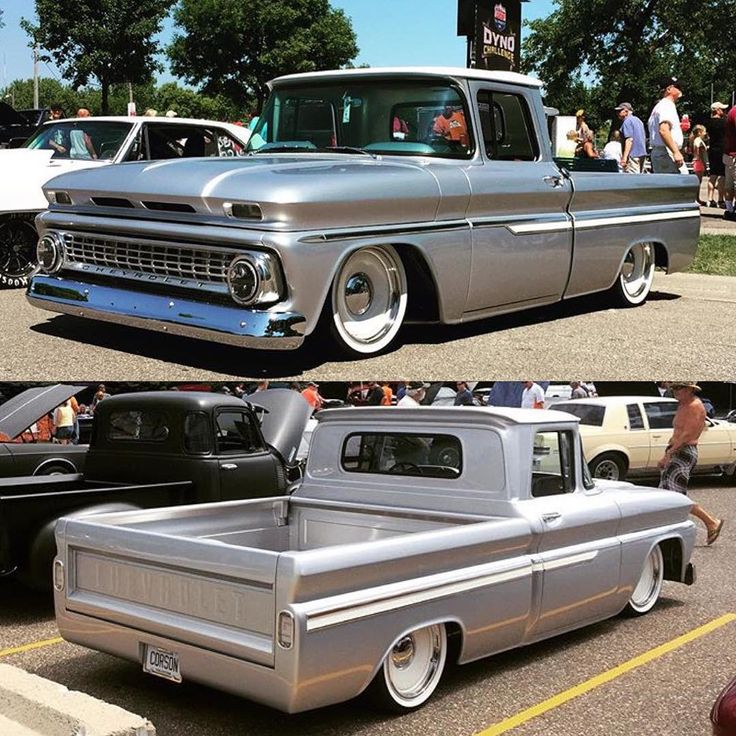 1043 best C10\'s images on Pinterest | C10 trucks, Square body and ...