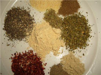 Домашняя пряная соль своими руками | Четыре вкуса