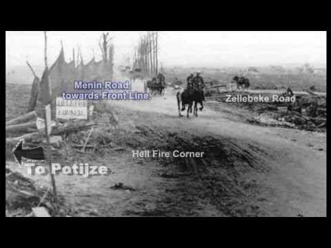 WATCH: 3rd Battle Ypres 1917 WW1 Footage Hell Fire Corner Menin Road Then And Now - https://www.warhistoryonline.com/whotube-2/watch-3rd-battle-ypres-1917-ww1-footage-hell-fire-corner-menin-road-then-and-now.html
