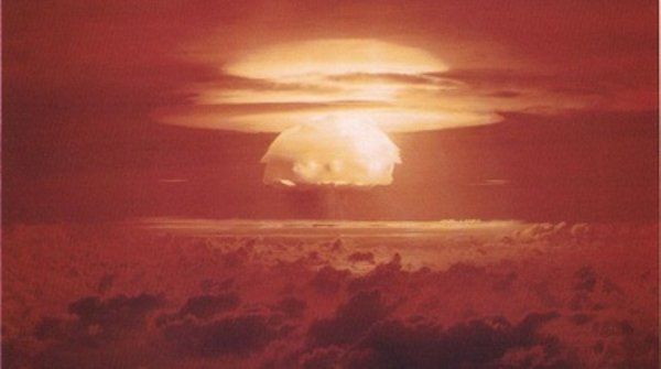 Known Unknowns: The Dangers of North Korea's H-Bomb Threat  ||  The U.S.'s 1954 Castle Bravo thermonuclear disaster offers a cautionary tale about what could go wrong https://www.scientificamerican.com/article/known-unknowns-the-dangers-of-north-korea-rsquo-s-h-bomb-threat/?utm_campaign=crowdfire&utm_content=crowdfire&utm_medium=social&utm_source=pinterest