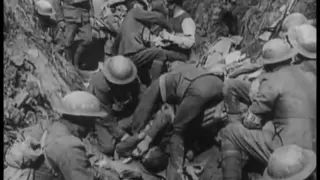 First World War - Battle of the Somme and experiences of trench warfare