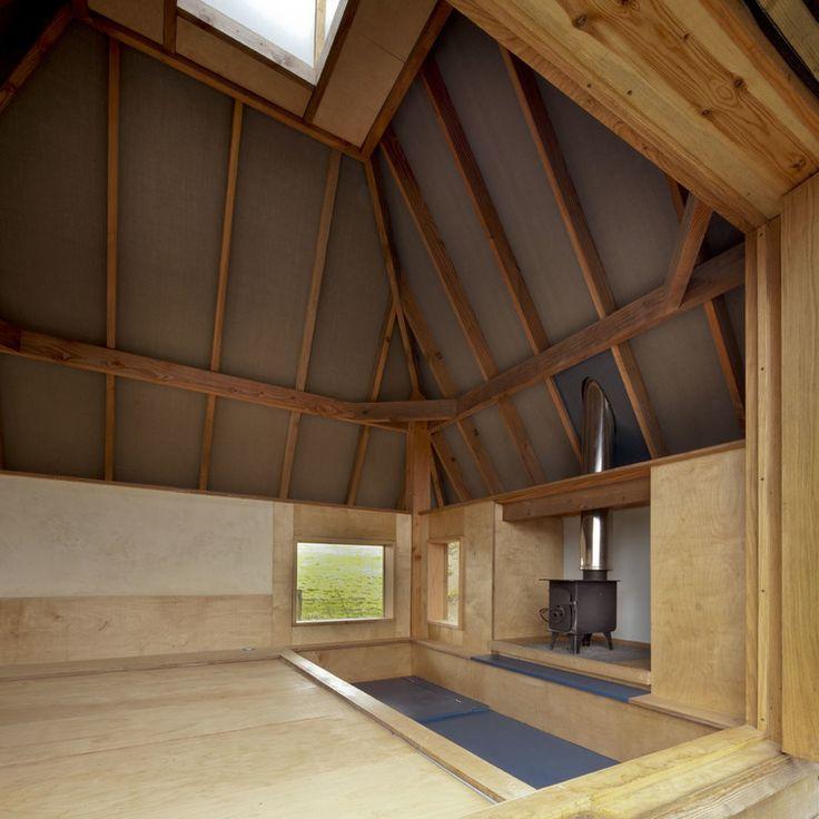 Hut on Stilts — NOZOMI NAKABAYASHI