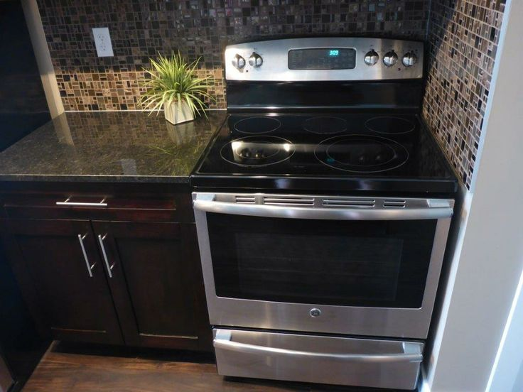 Convection Oven & 7 Burners smooth top