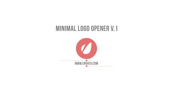 Minimal Logo Opener V.1