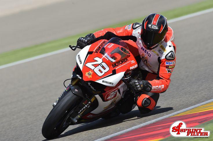 Marc Moser - Ducati PanigaleR - Triple M by Barni Racing