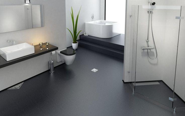 Ahora tambien opta por un baño estilo minimalista !