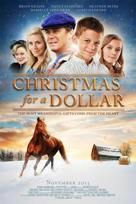 Its a Wonderful Movie: UP Christmas Movie: Christmas for a Dollar  Original Air Date: December 15, 2013
