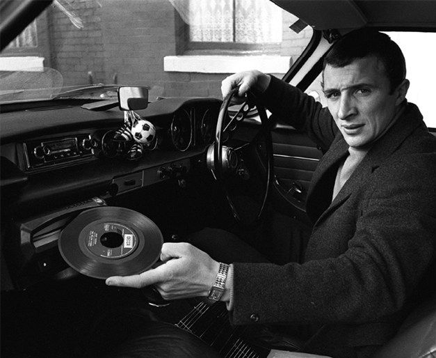 Music connoisseurs like Mike Summerbee of Manchester City have always known that vintage vinyl offers the most accurate reproduction of 60s sounds.