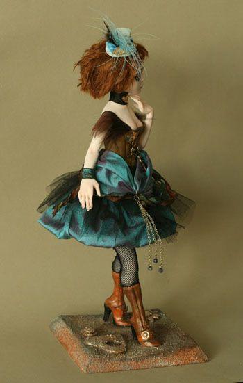 Professional Doll Maker and mixed media artist ElenaOriginals Art Doll Blog | OOAK | Mixed Media | Doll | Artist | Fairy | Doll Making Class | Fairy sculpting Class | Fairies | Polymer Clay Fairy | Polymer Clay | sculpting class | Sculpting classes | Sculpting Teacher | Artdoll | Teacher | Prosculpt | FIMO | Cernit | Mermaids | International | Canada | Toronto |