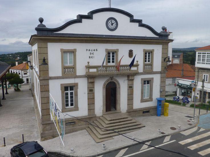 Palas de Rei, Lugo, Camino de Santiago