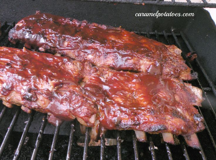 Restaurant Style Baby Back Ribs