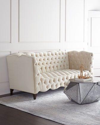 Cassie Tufted Sofa