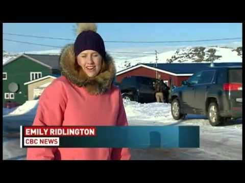 Google-mapping Iqaluit - The National - YouTube