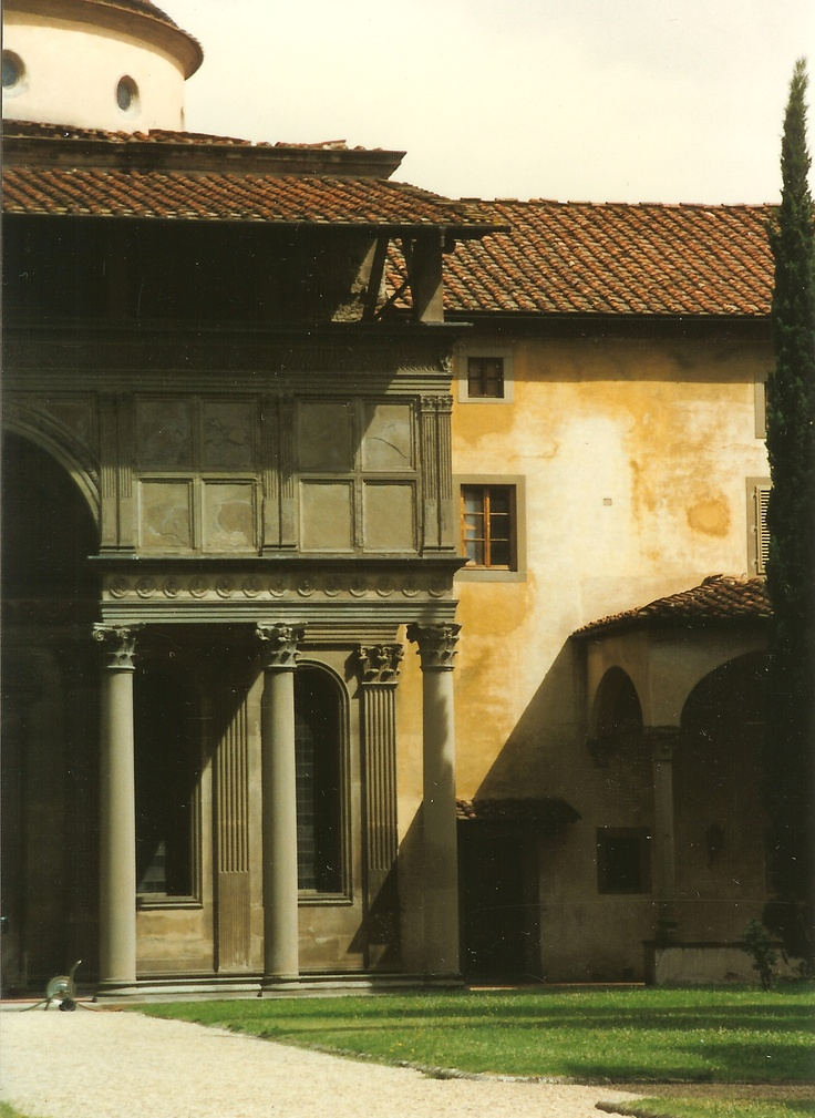 Pozzi Chapel, Florence Italy