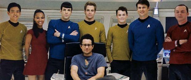Wahoo! JJ Abrams Talks Star Trek Into Darkness