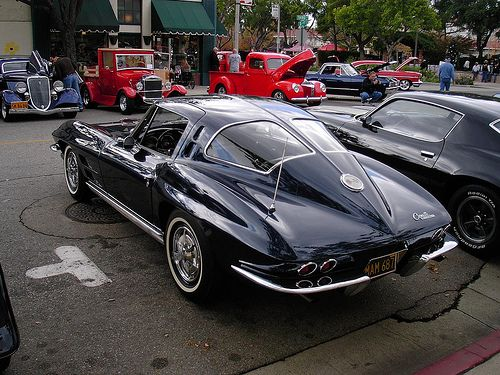 1963 Chevrolet Corvette Stingray | Steve Sexton | Flickr