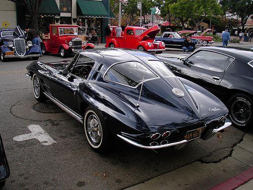 1963 Chevrolet Corvette Stingray | Steve Sexton | Flickr