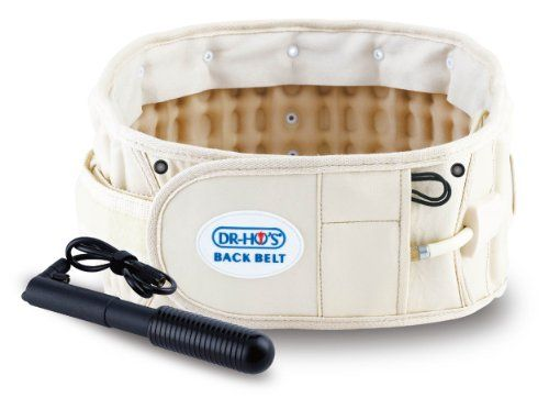 (click for best price and more info) #back_pain_relief DR-HOs 2-In-1 Back Relief Belt, Size A: 25 - 41 Inch
