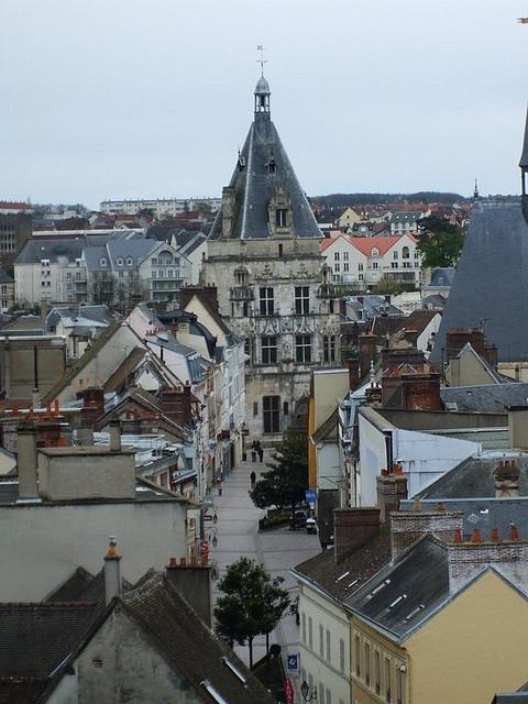 Dreux ~ Eure-et-Loir ~ France
