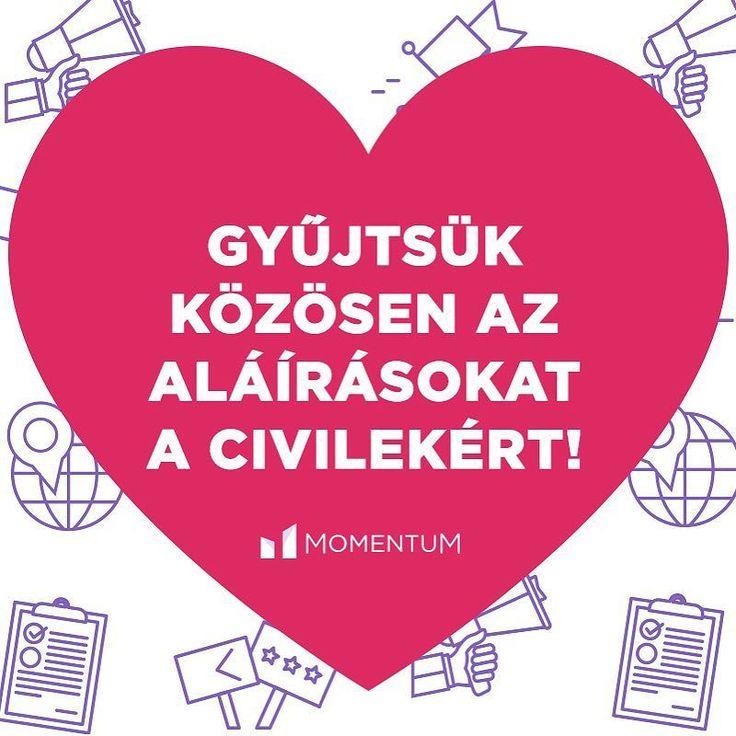 #momentummozgalom #momentum #momentumhu #civil #alairasgyujtes #hungary #magyarorszag