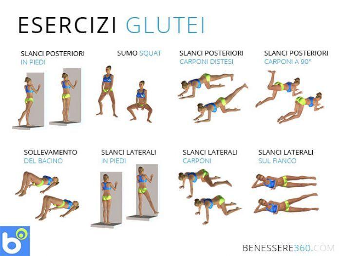Il modo migliore per rassodare i glutei in poco tempo è combinare attività aerobica ed esercizi per i glutei, in modo da dimagrire i glutei mantenendo però il tono muscolare.
